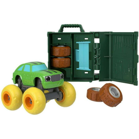 Master Pickle (Nickelodeon Blaze and the Monster Machines Tune Up Tires)