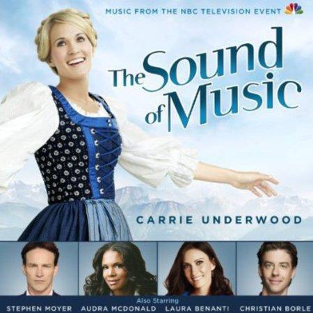 Sound of Music Soundtrack (CD)