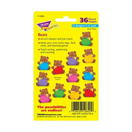 Classic Accents Mini Bears Variety Walmart Canada