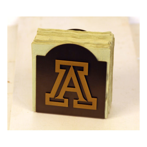 Henson Metal Works University of Collegiate Logo Classic Napkin Holder