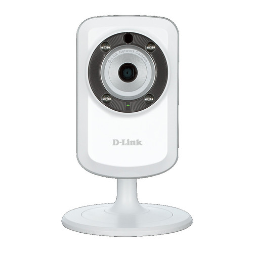D-Link Day/Night WiFi Surveillance Camera with Built-In WiFi Extender (DCS-933L)