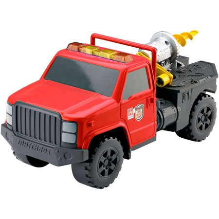 Matchbox Forest Utility Truck