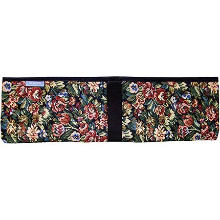 Clover Tapestry Knitting Needle Case For Needles Up To 16 Walmart