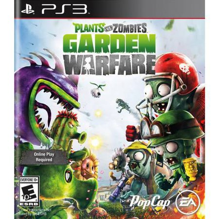 Plants Vs Zombies  Garden Warfare  Ps3