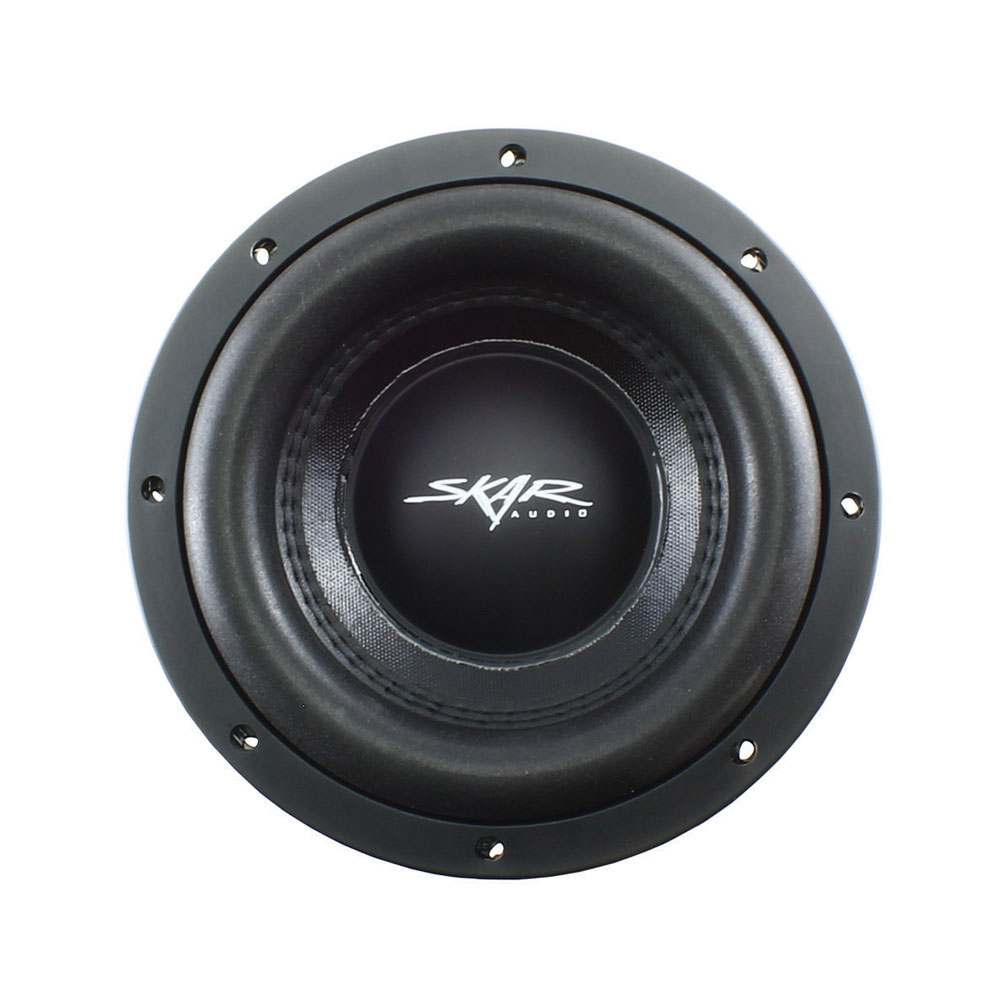 "Skar Audio VD8D4 8"" Shallow Mount Woofer 400W RMS Dual 4 Ohm"