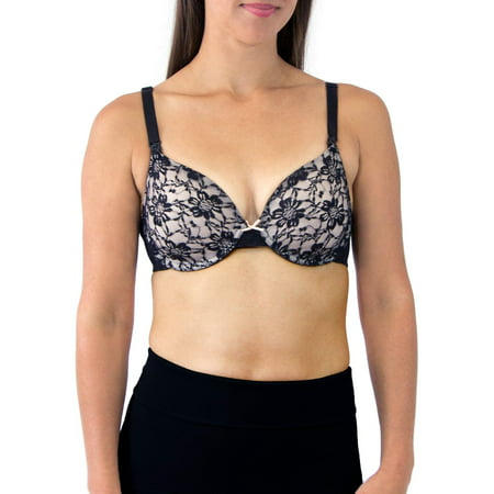 Loving Moments By Leading Lady Maternity To Nursing Seamless Underwire Bra, Style L357