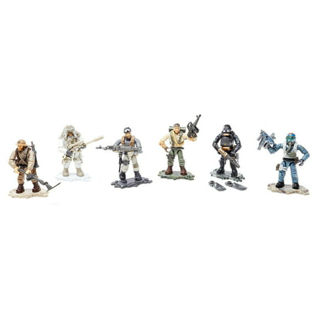 Mega Construx Call of Duty Specialists Figure (Styles May Vary)