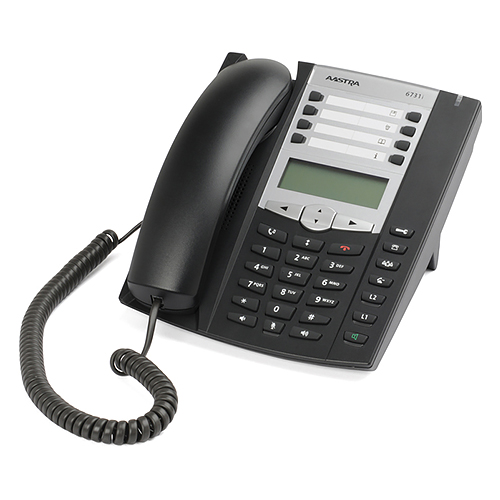 Refurbished Aastra 6731i SIP Wall Mountable VoIP Phone