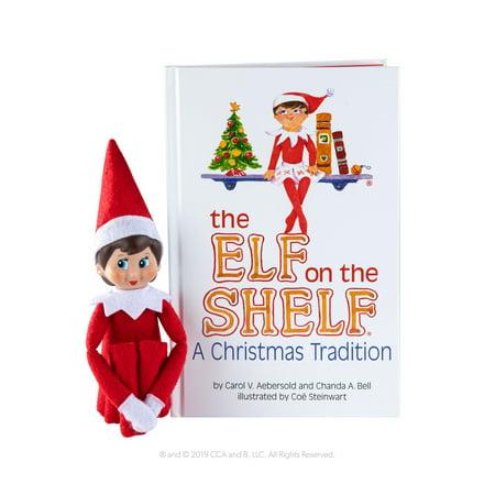 The Elf on the Shelf Girl Light (Letter From Elf On Shelf To Child)
