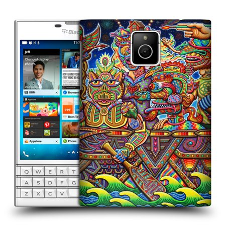 Blackberry Web (OFFICIAL CHRIS DYER PSYCHEDELIC HARD BACK CASE FOR BLACKBERRY)