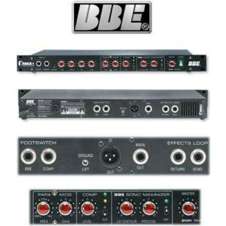 Bbe BMAXT Class A Tube Bass Guitar -