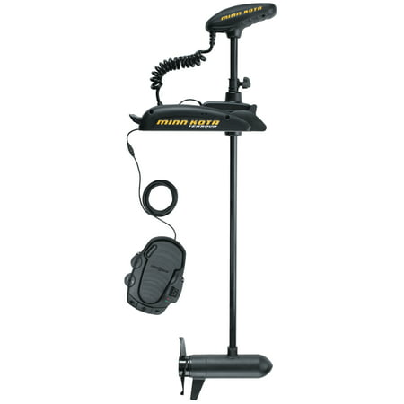 Alloy Steering Links - Minn Kota Terrova Freshwater Bow Mount 24V Variable Speed 80 lb. Thrust Trolling Motor with Electric Steering & i-Pilot Link with Foot Pedal & Universal Sonar 2