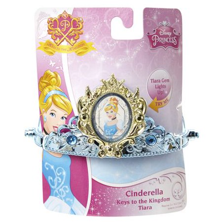 Disney Princess Dp Cinderella Keys To Kingdom Tiara - Cinderella Crown