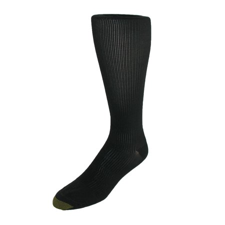 Gold Toe Men's Firm Support Compression Socks (Available in Big & Tall)