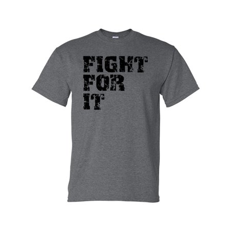 Fight For it Workout Mens  Short