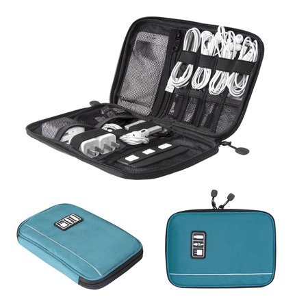 4cb4322b3c2d BAGSMART Travel Universal Cable Organizer Electronics Accessories Cases For  Various USB, Phone, Charge and Cable - Walmart.com