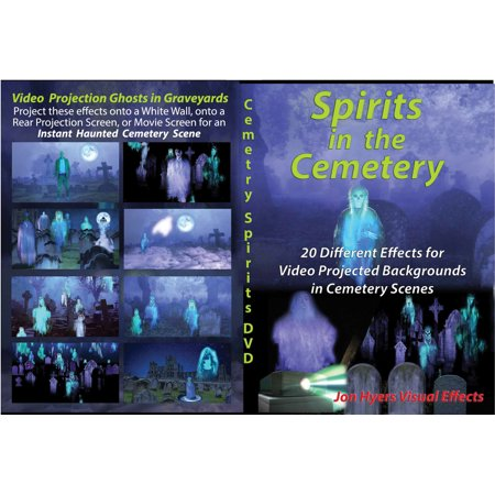 DVD SPIRITS IN CEMETERY - Halloween In Korea 2017