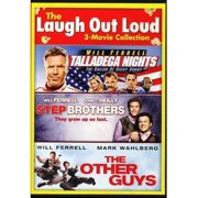 The Other Guys/Step Brothers/Talladega Nights: The Ballad of Ricky Bobby
