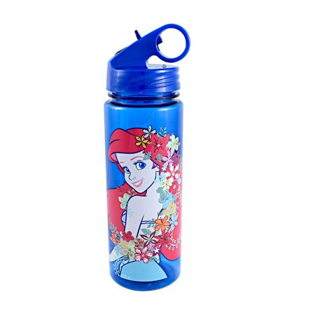 Silver Buffalo DP031SG2 Disney Princess Standing Mini Glass Set 4-Pack