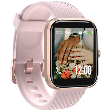 Virmee Smart Watch, Fitness Tracker for Android &...