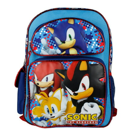 Backpack - - Blue Group w/Shadow Team New 136417](Sonic Girls)