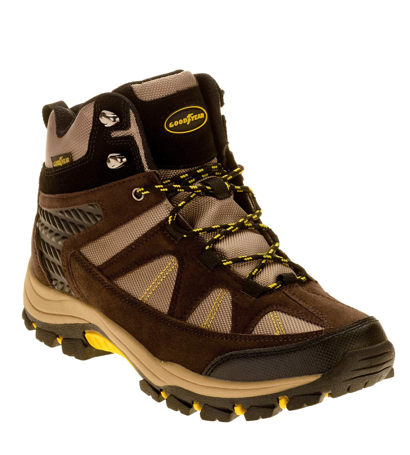 Goodyear Tires - Goodyear Men's Teton Outdoor Hiker Work Boot - Walmart.com  - Walmart.com