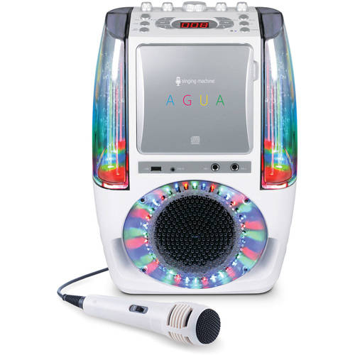 Singing Machine AGUA Karaoke System
