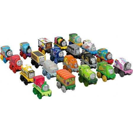Mini Thomas The Train (Thomas & Friends MINIS,)