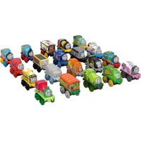 Thomas & Friends MINIS Character Train Engines 20-Pack