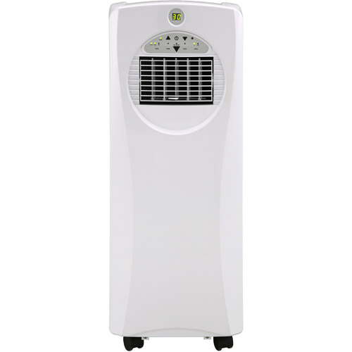 Sunpentown WA-9061H 9,000-BTU Room Portable Air Conditioner with Supplemental 8,500-BTU Heater