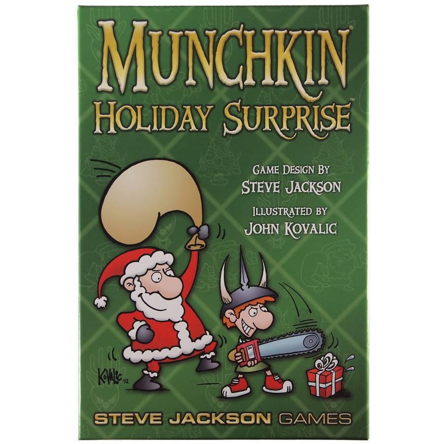 Munchkin Holiday Surprise