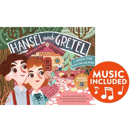 Hansel and Gretel : A Favorite Story in Rhythm and