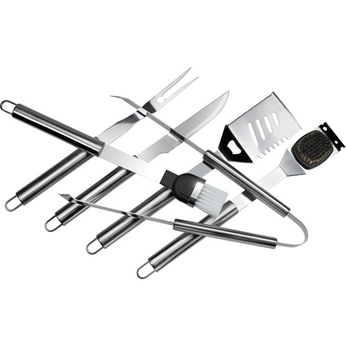 Chef's Basics Select 6pc Stainless Steel BBQ Set