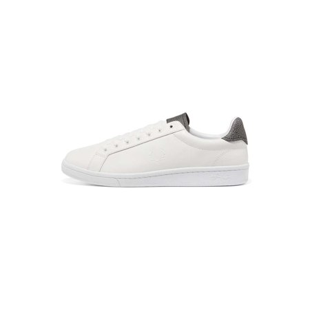 Fred Perry Men B721 Premium Leather Sneakers