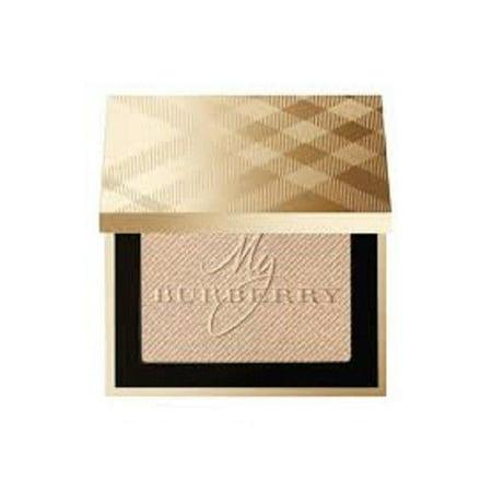 (Burberry Gold Glow Luminizing Powder Gold Shimmer # 01)