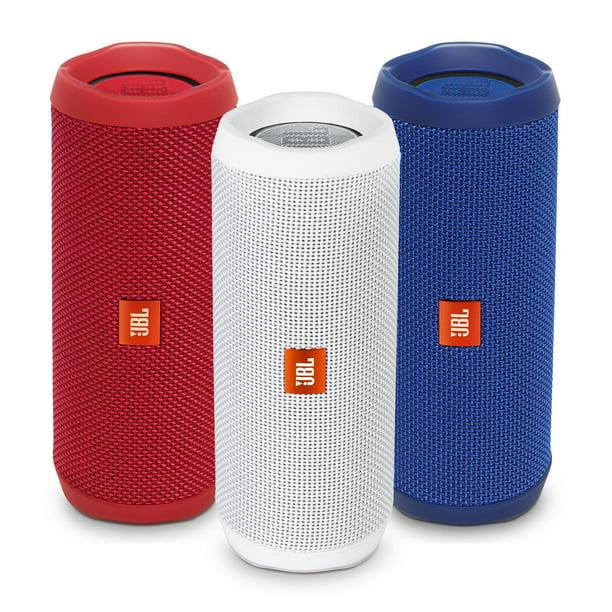 Jbl Flip 4 3 Pack Red White And Blue Bluetooth Speakers Walmart Com Walmart Com