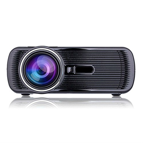 5000 Lumens Full HD 1080P LED LCD 3D VGA HDMI TV Home Theater