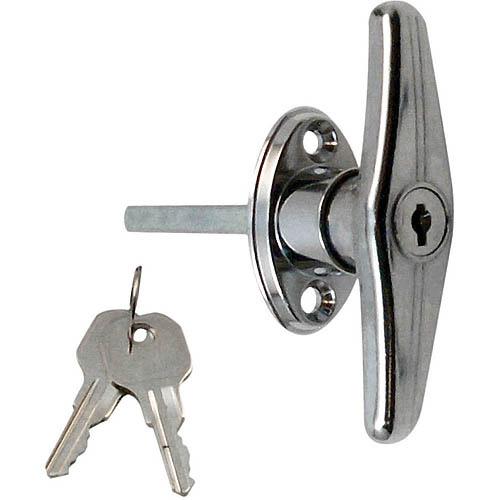 Prime Line Products GD52200 T Lock Handle Set