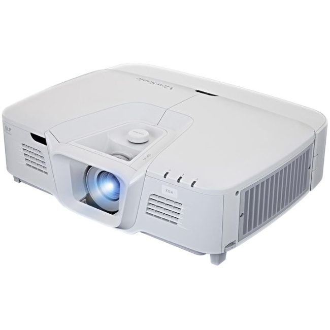 Viewsonic Pro8510l Dlp Projector Front 370 W 2000 Hour Normal Mode 2500 Hour Economy Mode 1024 X 768 Xga... by Viewsonic