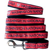 Pets First MLB Washington Nationals Cats and Dogs Durable Pet Leash, Large