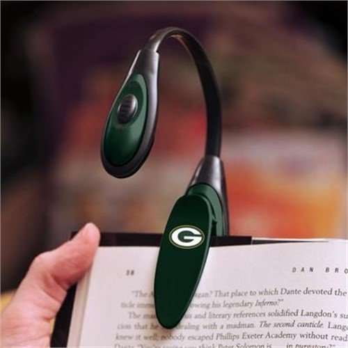 Green Bay Packers LED Book Light by