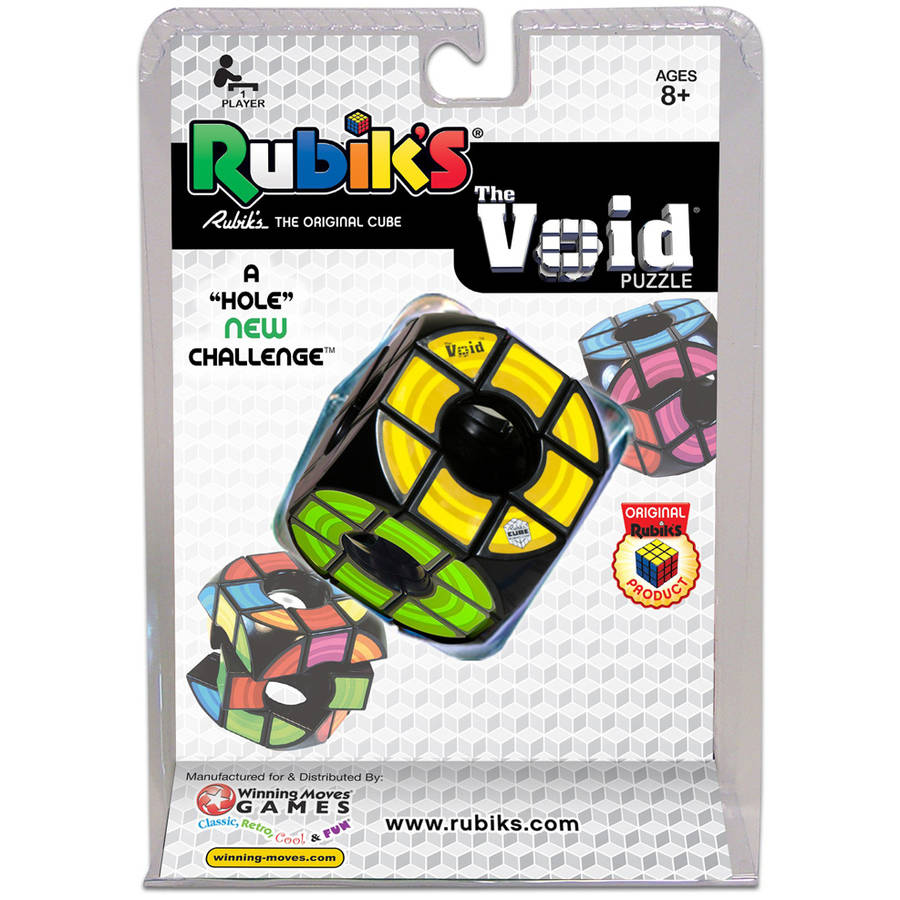 Winning Moves Rubik's The Void Puzzle by Winning Moves