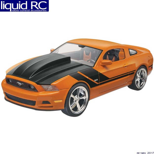 Revell 2014 Ford Mustang GT Model Kit by Revell