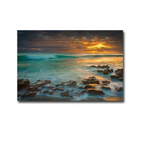Timeless by Patrick Zephyr Premium Gallery-Wrapped Canvas Giclee Panorama Art - 16 x 24 x 1.5