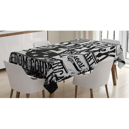 Retro Tablecloth,