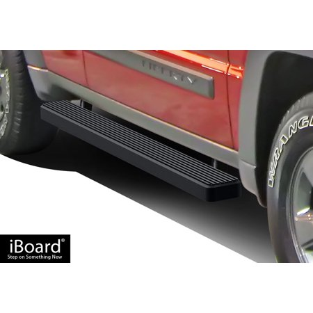 iBoard Running Board For Jeep Liberty SUV (Jeep Liberty Sport)