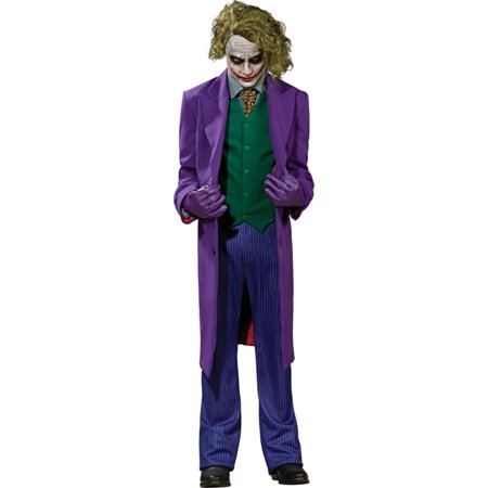 Grand Heritage Joker (Morris costumes RU56215MD Joker Grand Heritage Adult)