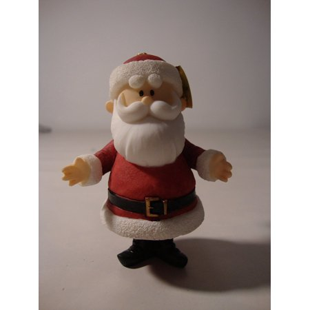 and the Island of Misfit Toys - Santa Claus Ornament3 high By