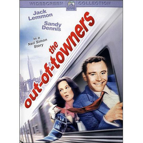 The Out-Of-Towners (1970) (Widescreen)