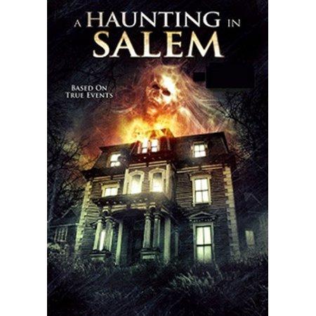 A Haunting in Salem (DVD) - Salem A L'halloween